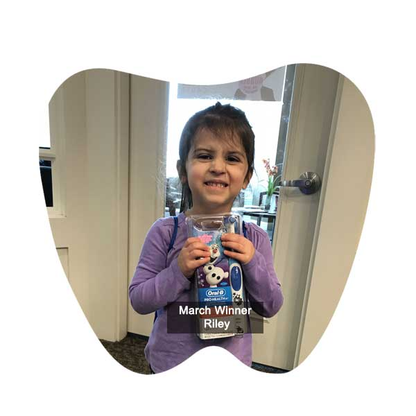 No Cavity Club Winner Elsa