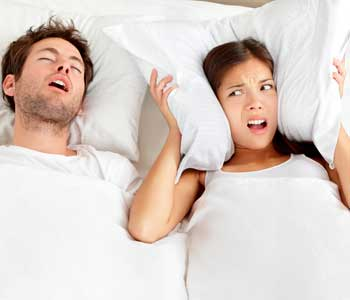 Dentist in Franklin, OH educate patients on snoring and sleep apnea