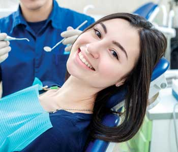 Straightening crooked teeth with Invisalign instead of braces in Franklin, OH