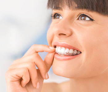 Caring for your Invisalign trays in Franklin area
