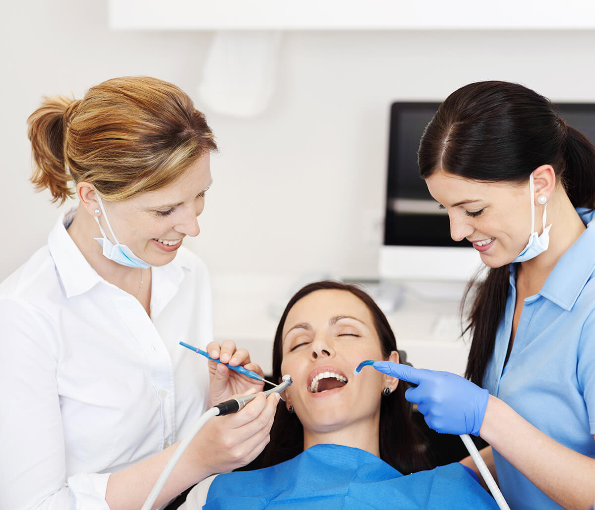 Sedation Dentist at K&E Advanced Dentistry in Franklin OH Area